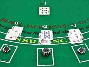 blackjack wahrscheinlichkeit